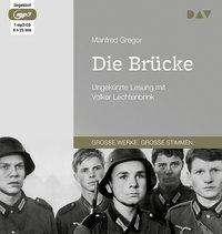 Manfred Gregor: Die Brücke, CD