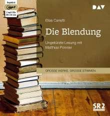 Elias Canetti: Die Blendung, 2 CDs