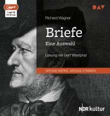 Richard Wagner: Briefe. Eine Auswahl, CD