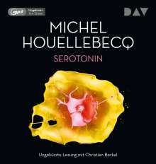 Michel Houellebecq: Serotonin, CD
