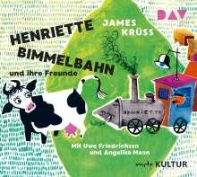 Henriette Bimmelbahn und ihre Freunde, CD