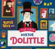 Doktor Dolittle, 2 CDs