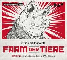 Farm der Tiere, CD