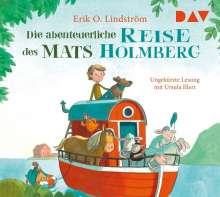 Die abenteuerliche Reise des Mats Holmberg, 2 CDs