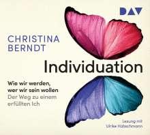 Christina Berndt: Individuation Wie wir werden, wer wir sein wollen. Der Weg zu einem erfüllten Ich, 4 CDs