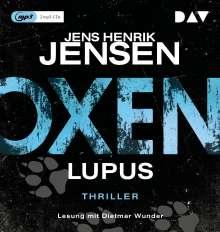 Oxen.Lupus, 2 MP3-CDs