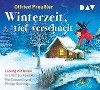 Otfried Preußler: Winterzeit, tief verschneit, 2 CDs