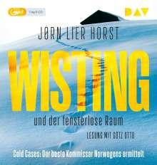 Wisting und der fensterlose Raum (Cold Cases 2), MP3-CD