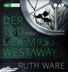 Ruth Ware: Der Tod der Mrs Westaway, MP3-CD