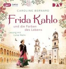 Frida Kahlo und die Farben des Lebens, MP3-CD