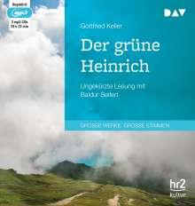 Gottfried Keller: Der grüne Heinrich, 3 Diverse