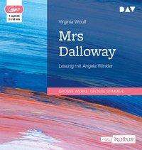 Virginia Woolf: Mrs Dalloway, MP3-CD