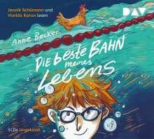 Anne Becker: Die beste Bahn meines Lebens, 3 CDs
