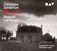 Georges Simenon: Maigret hat Angst, 4 CDs