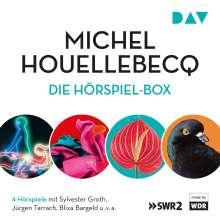 Die Hörspiel-Box, 7 CDs
