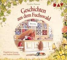Cynthia Paterson: Geschichten aus dem Fuchswald, CD