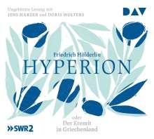 Friedrich Hölderlin: Hyperion oder Der Eremit in Griechenland, 5 CDs