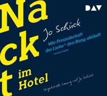 Nackt im Hotel.Wie Freundschaft der Liebe, 5 CDs