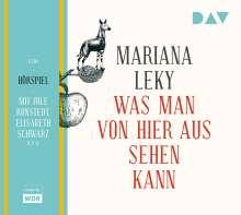 Mariana Leky: Was man von hier aus sehen kann, 2 CDs