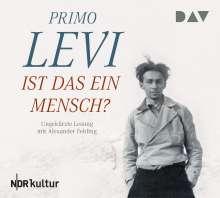 Primo Levi: Ist das ein Mensch?, 6 CDs