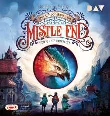 Die Chroniken von Mistle End-Der Greif erwacht, MP3-CD