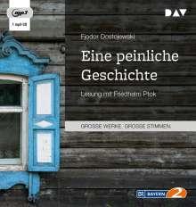 Fjodor M. Dostojewski: Eine peinliche Geschichte, MP3-CD