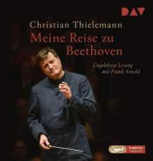 Meine Reise zu Beethoven, MP3-CD