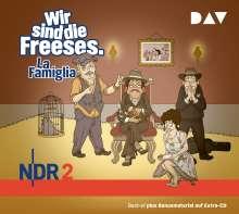 Andreas Altenburg: Wir sind die Freeses. Teil 5, 3 CDs
