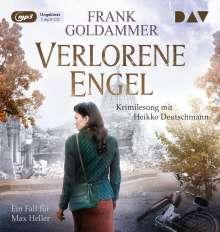 Verlorene Engel.Ein Fall für Max Heller, MP3-CD