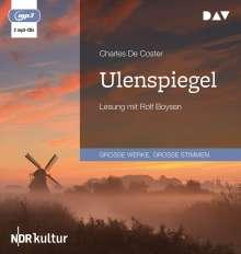 Charles De Coster: Ulenspiegel, 2 Diverse