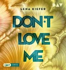 Don't LOVE me (Teil 1), 2 MP3-CDs