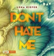 Don't HATE me (Teil 2), 2 MP3-CDs