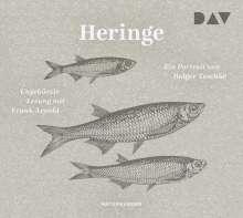 Holger Teschke: Heringe. Ein Portrait, CD