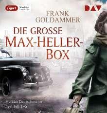 Die große Max-Heller-Box, 5 MP3-CDs