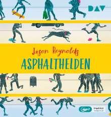 Jason Reynolds: Asphalthelden, MP3-CD