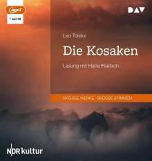 Leo N. Tolstoi: Die Kosaken, MP3-CD