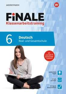 Melanie Bartl: FiNALE Klassenarbeitstraining. Deutsch 6, Buch
