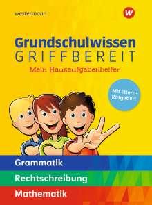 Hedi Berens: Grundschulwissen griffbereit. Mein Hausaufgabenhelfer Grammatik - Rechtschreibung - Mathematik, Buch