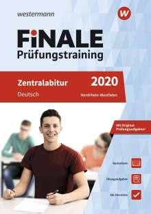Marina Dahmen: FiNALE Prüfungstraining 2020 Zentralabitur Nordrhein-Westfalen. Deutsch, Buch