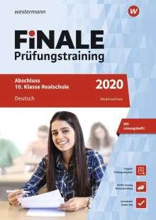 Walburga Böker: FiNALE Prüfungstraining Abschluss 10. Klasse Realschule Niedersachsen, Buch