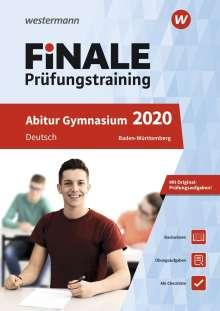 Gerhard Altmann: FiNALE Prüfungstraining 2020 Abitur Baden-Württemberg. Deutsch, Buch