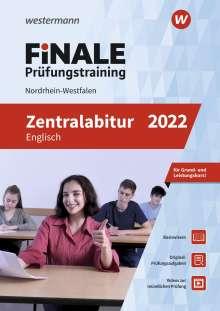 Thomas Lehnen: FiNALE Prüfungstraining Zentralabitur Nordrhein-Westfalen. Englisch 2022, 1 Buch und 1 Diverse