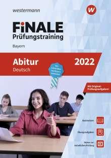 Harald Fischmann: FiNALE Prüfungstraining Abitur Bayern. Deutsch 2022, Buch