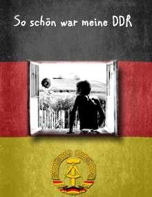 Andreas Schmidt: So schön war meine DDR, Buch