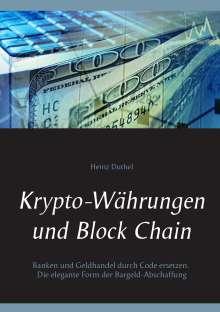 Heinz Duthel: Krypto-Währungen und Block Chain, Buch
