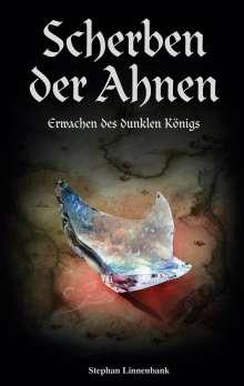 Stephan Linnenbank: Scherben der Ahnen, Buch