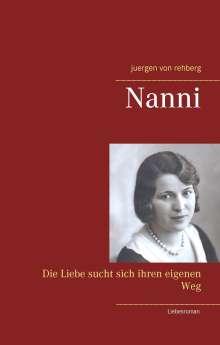 Juergen von Rehberg: Nanni, Buch