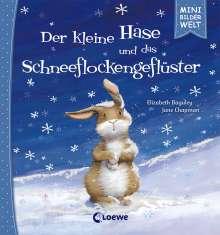 Elizabeth Baguley: Mini-Bilderwelt - Der kleine Hase und das Schneeflockengeflüster, Buch