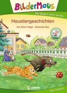 Ann-Katrin Heger: Bildermaus - Haustiergeschichten, Buch