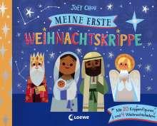 Meine erste Weihnachtskrippe, Buch
